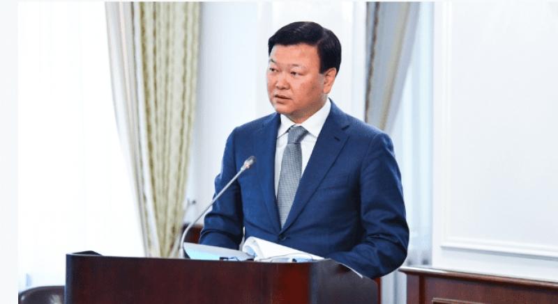 А. Цой рассказал о развитии системы здравоохранения в Казахстане