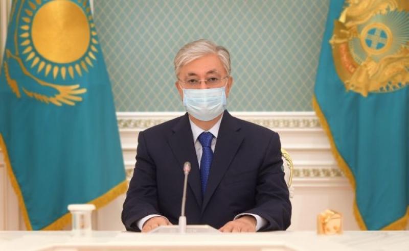 Касым-Жомарт Токаев выступил на совещании по подготовке ко второй волне КВИ