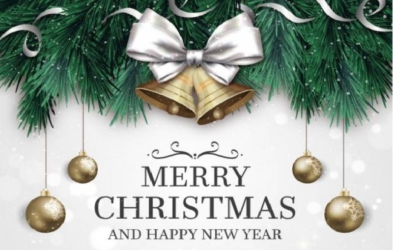 С Новым годом и Рождеством!!! Поздравление от президента АПРФД РК Марины Дурмановой